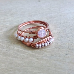Copper-Stackable-Rings